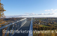 Orte Warstein Skywalk